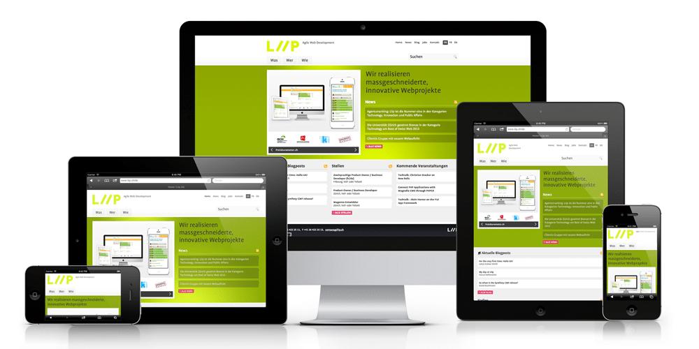¿Porqué es importante tener una página web responsive?