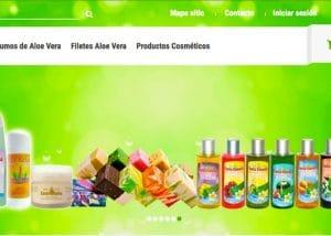 Tienda online Aloe Vera Costa Canaria