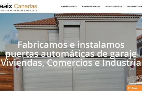 diseño web collbaix cananias